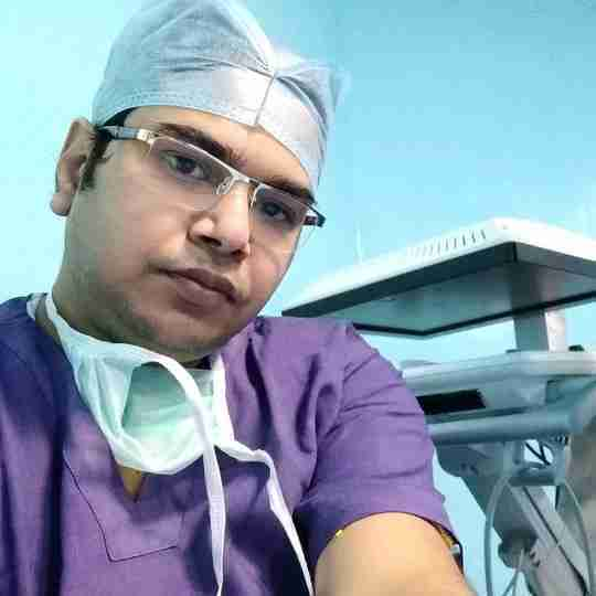 Dr. Soumyajit Ghosh's profile on Curofy