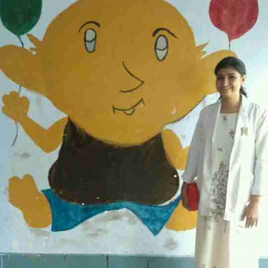Diksha Chaudhary's profile on Curofy
