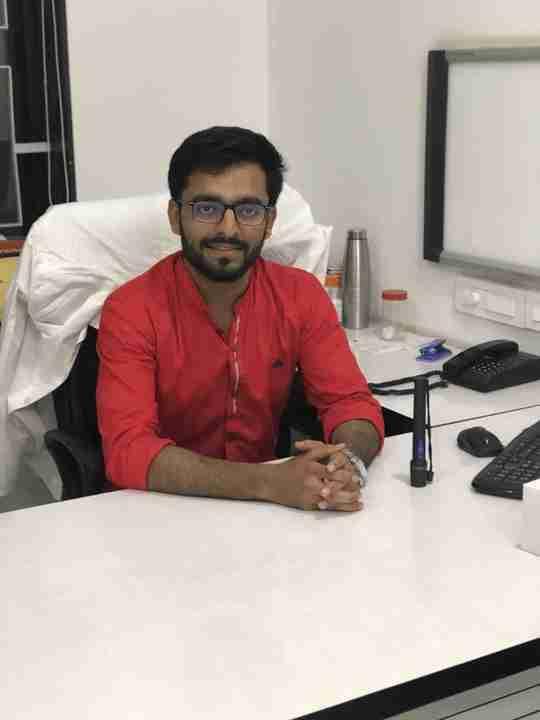 Dr. Shubham Nikam's profile on Curofy