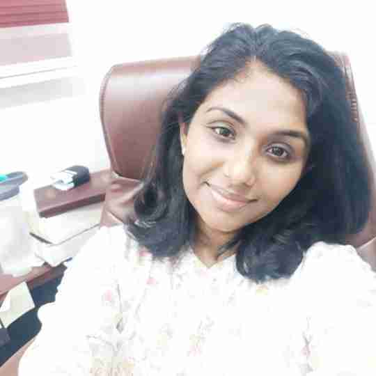 Dr. Asha Varghese's profile on Curofy