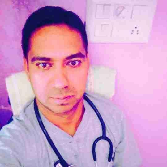 Dr. Sunil Baurai's profile on Curofy