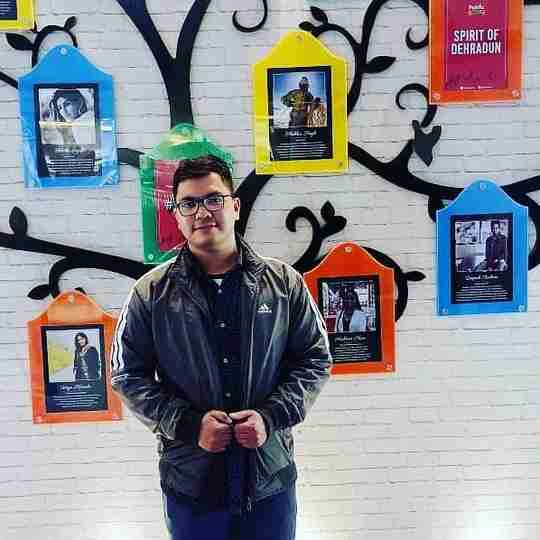 Abhishek Singh Kathait's profile on Curofy