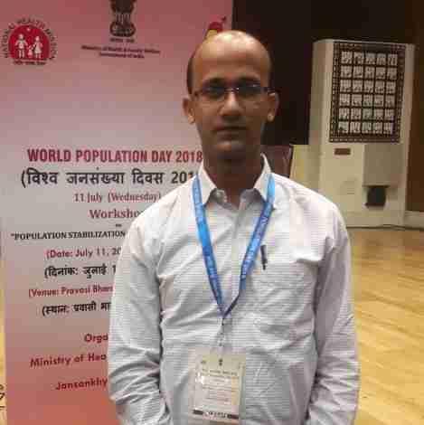 Dr. Prakash Ranjan's profile on Curofy