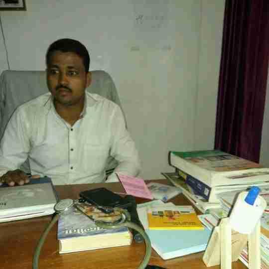 Dr. Ranjeet Mhasawade's profile on Curofy