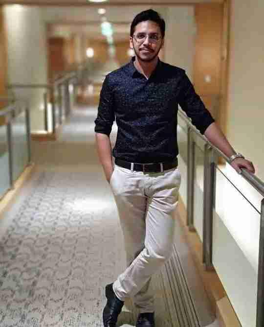 Abhishek Gupta's profile on Curofy