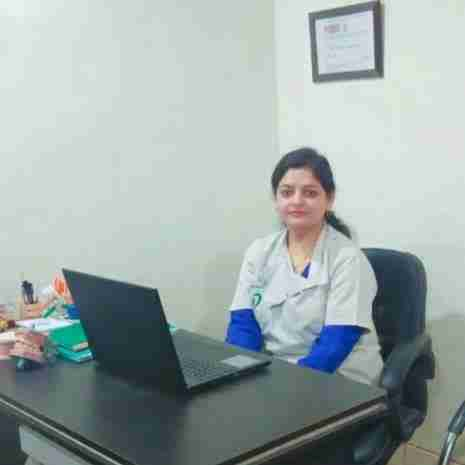 Dr. Ankita Khare's profile on Curofy