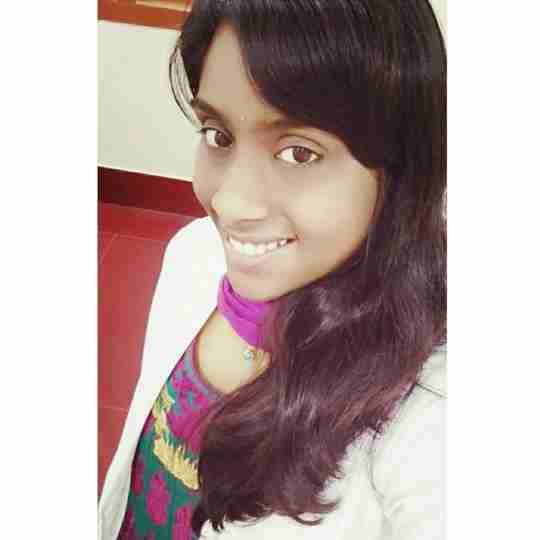 Meghana Shetty's profile on Curofy
