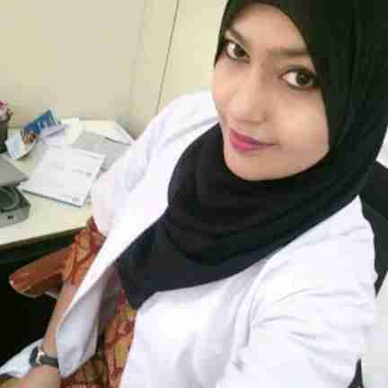 Dr. Farheennaz Hosmani's profile on Curofy