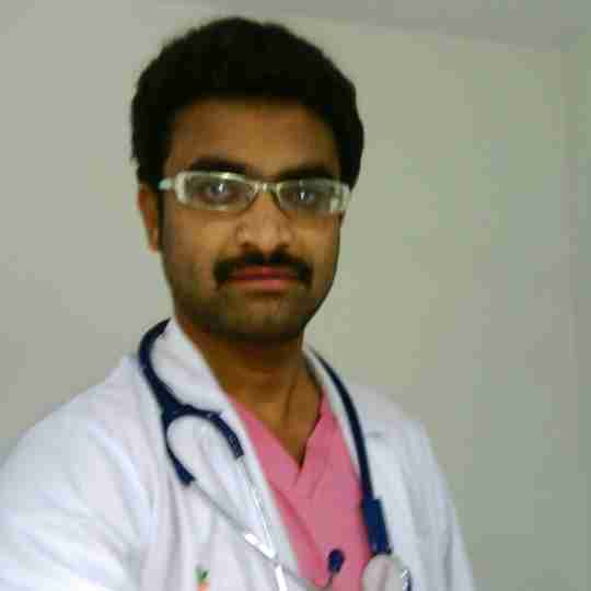 Suman Kumar Yerpula's profile on Curofy