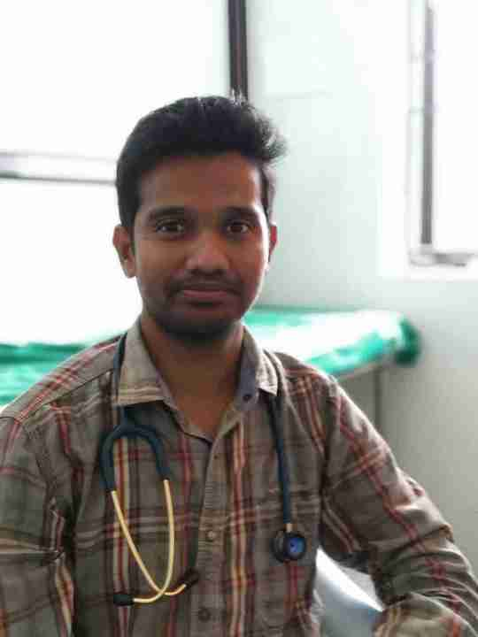Dr. Niroop Reddy's profile on Curofy