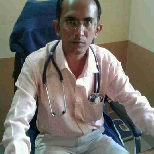 Dr. Krishna Ram Suthar's profile on Curofy