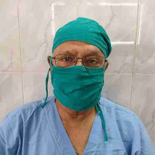 Dr. Tapan Bhowmick's profile on Curofy