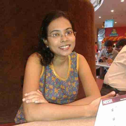 Dr. Sonali Parida's profile on Curofy