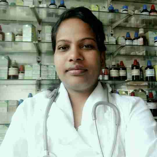 Dr. Sweta Kumari's profile on Curofy