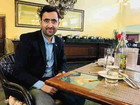 Dr. Peerzada Ovais Ahmad's profile on Curofy