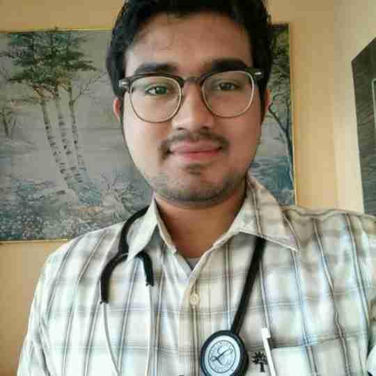 Dr. Ekansh Rai's profile on Curofy