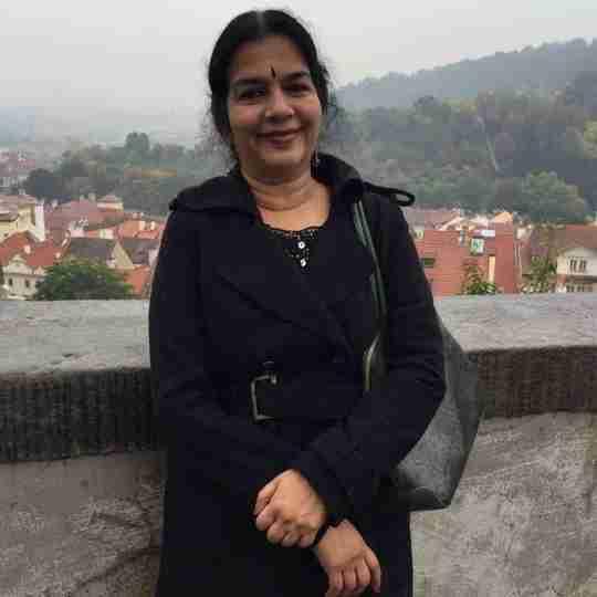 Dr. Radhika Balakrishnan's profile on Curofy
