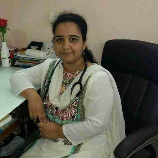 Dr. Shabana Anwar's profile on Curofy