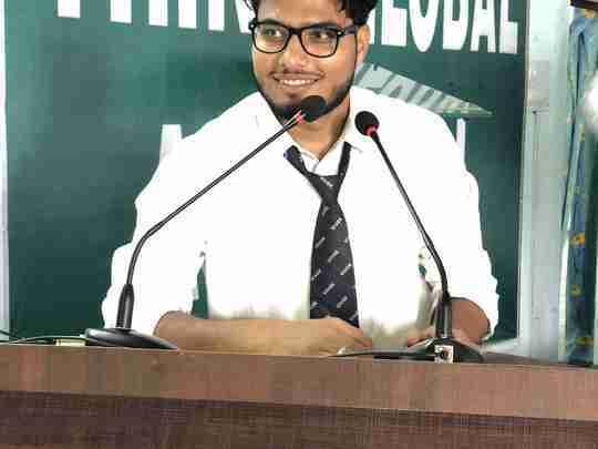 Dr. Fahad Ali's profile on Curofy
