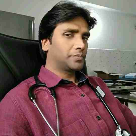 Dr. Sanjay Pandey's profile on Curofy