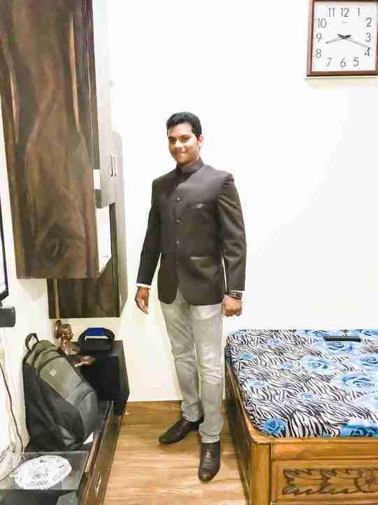 Sagar Pujarwad's profile on Curofy