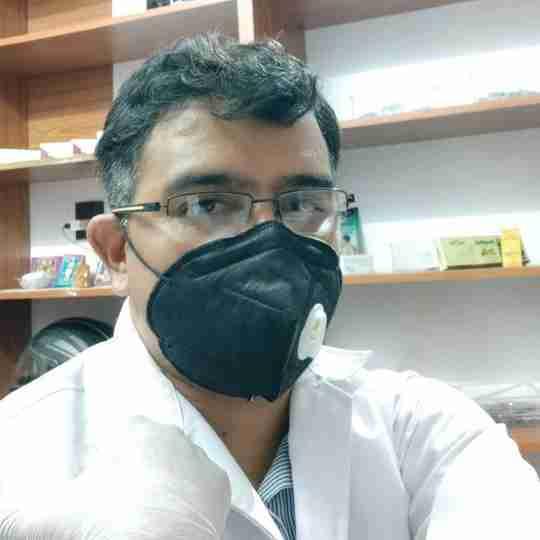 Dr. Shashidhara Annappa's profile on Curofy