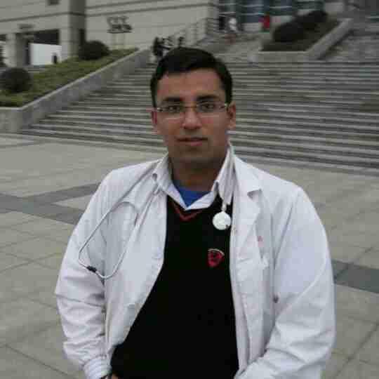 Dr. Shantanu Dev's profile on Curofy