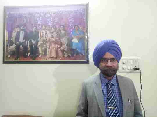 Dr. Gurpal Singh Sheemar's profile on Curofy