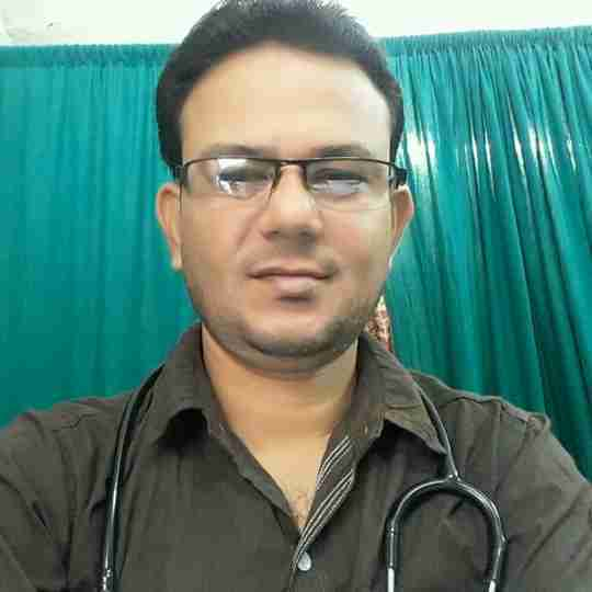 Dr. G Nawkhare's profile on Curofy