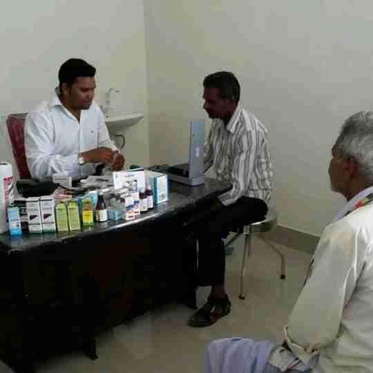 Dr. Mahmood Ahmad's profile on Curofy