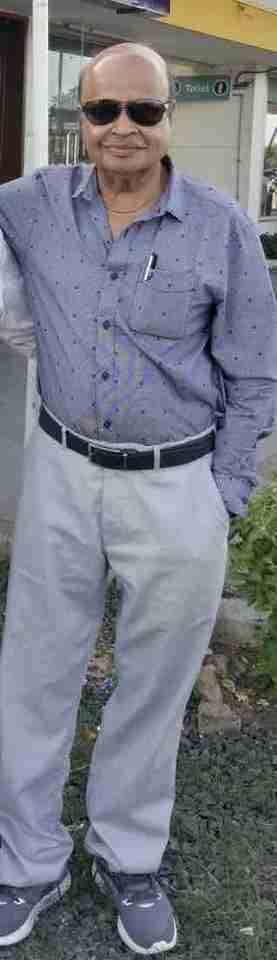 Dr. Balkisan Desai's profile on Curofy