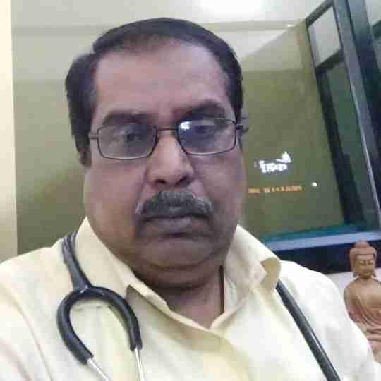 Dr. Kamble Chandrakant Tatyarao's profile on Curofy