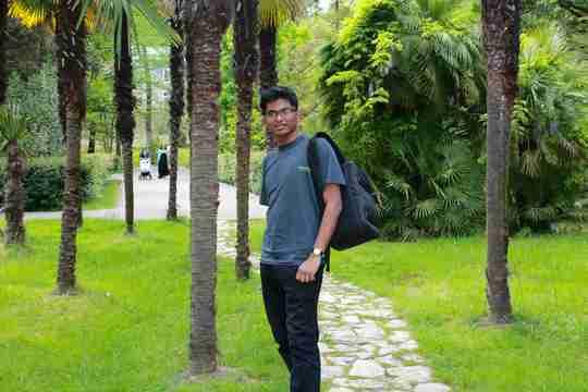 Dr. Rahul Krishnamoorthi's profile on Curofy
