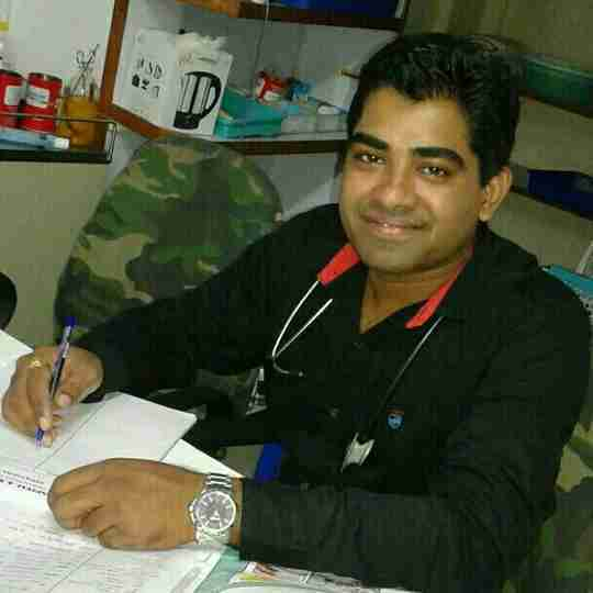 Dr. Krishna Gopal Gupta's profile on Curofy