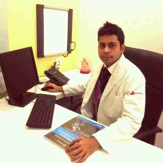 Dr. Gaurav Mohan (Pt)'s profile on Curofy