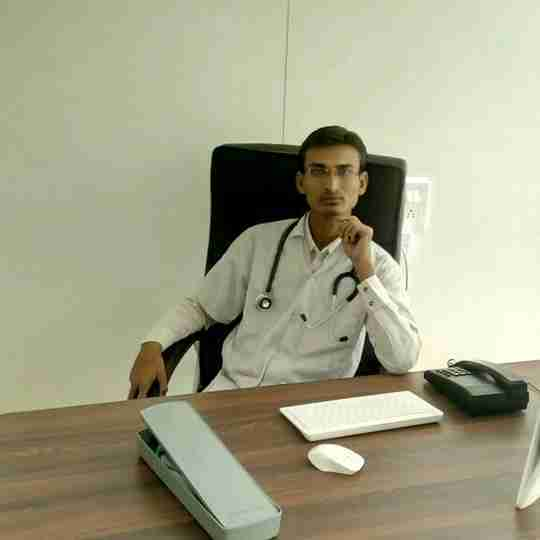 Dr. Vinod Bahir's profile on Curofy