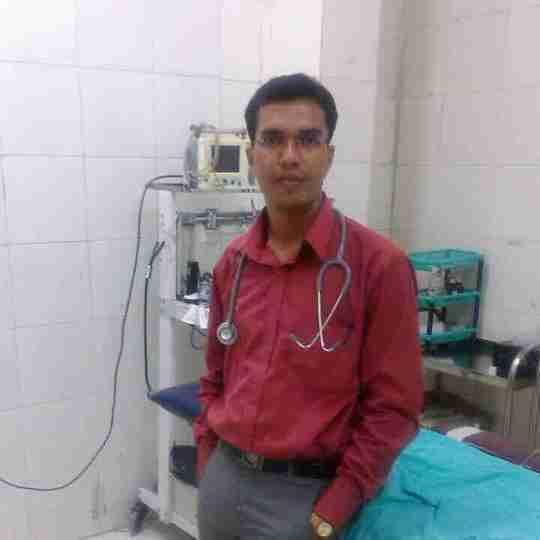 Dr. Pravin Kumbhar's profile on Curofy