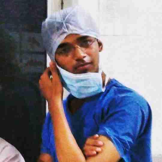 Dr. Parmar Bhargav's profile on Curofy