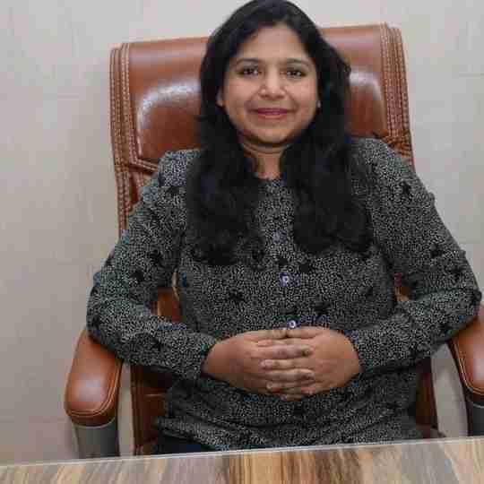 Dr. Preeti Garodia's profile on Curofy