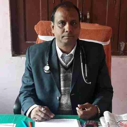 Dr. Vishwajeet Gautam's profile on Curofy