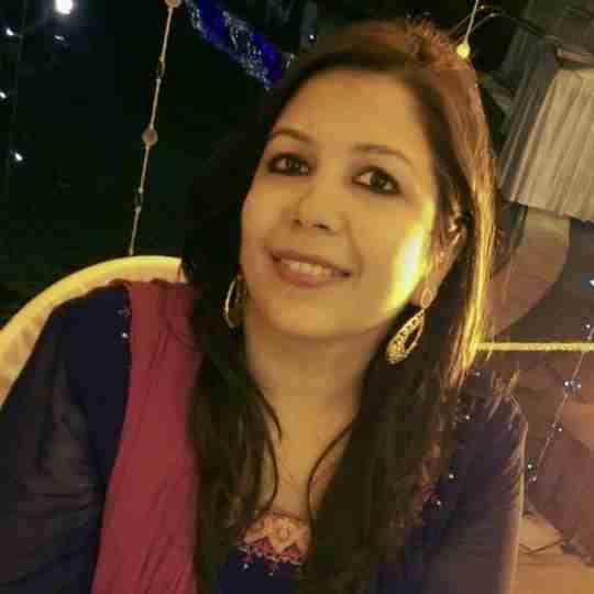 Anvi Shah's profile on Curofy