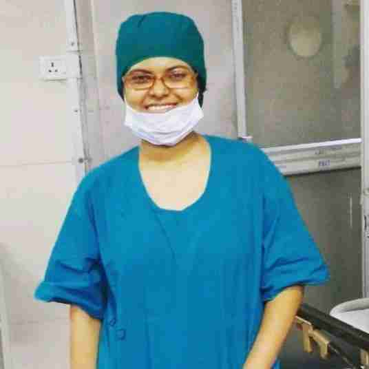 Dr. Deblina Chowdhury's profile on Curofy