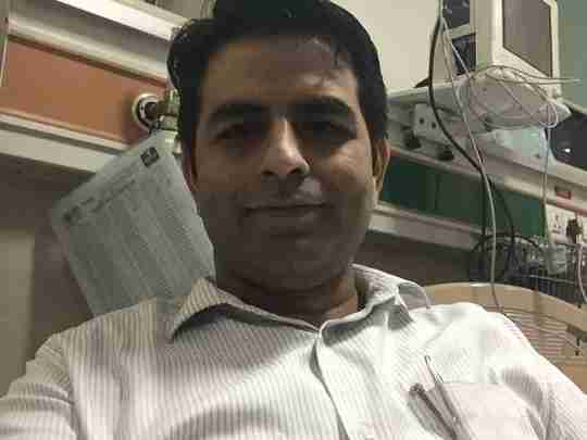 Dr. Anil Bishnoi's profile on Curofy