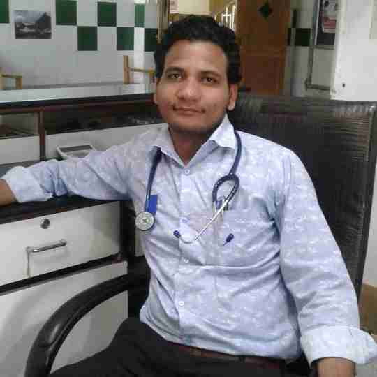 Dr. Saiyad Majid Ali Ali's profile on Curofy