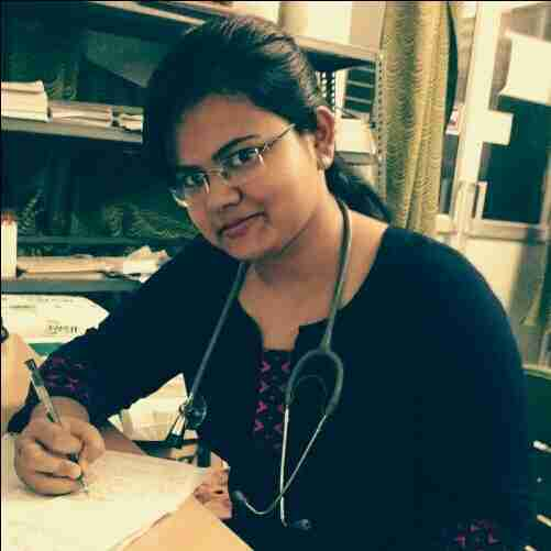 Arpita Singh's profile on Curofy