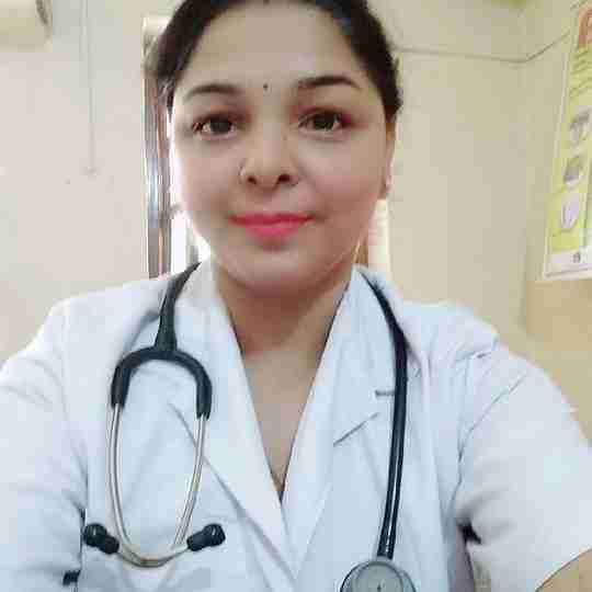 Dr. Jasdeep Kaur's profile on Curofy