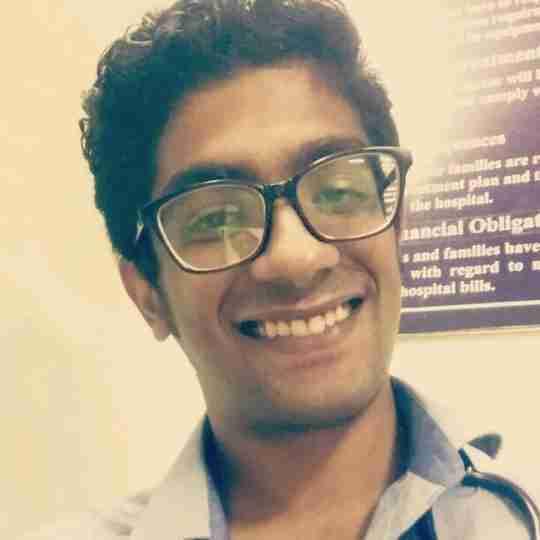 Dr. Bipin Ninan Abraham's profile on Curofy