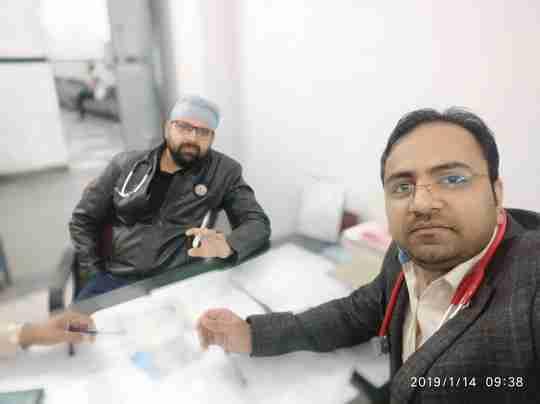 Dr. Gourav Goyal's profile on Curofy