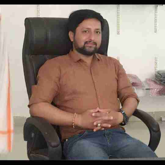 Dr. Jitendrakumar Dubey's profile on Curofy