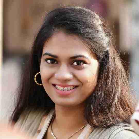 Shrini Patwa's profile on Curofy